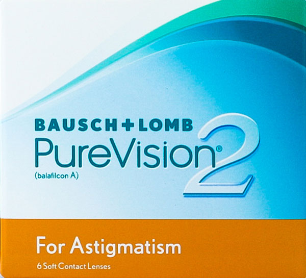 Buy Purevision 2 Hd For Astigmatism Online At Contact