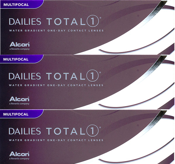 dd5ca1a5a08 Buy Dailies TOTAL1 Multifocal 90 Pack Online at Contact Connection